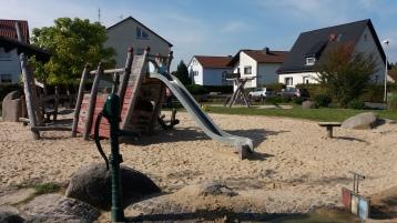 Spielplatz Haibach
