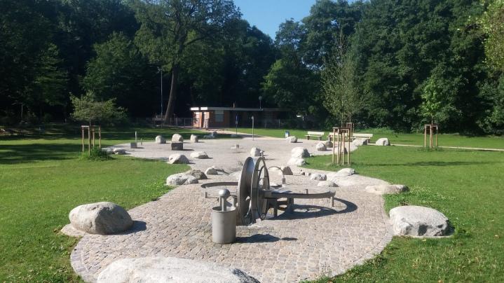 Wasserspielplatz Großmutterwiese