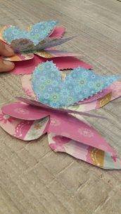 Einladungen Schmetterlinge
