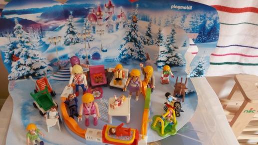 Playmobil Krabbelgruppe