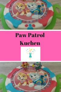 Paw Patrol Kuchen
