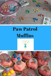Paw Patrol Muffins