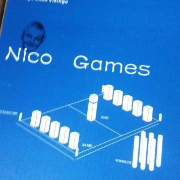Nico Games Wikingerschach