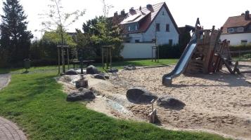 Spielplatz Haibach zu den 3 Kreuzen