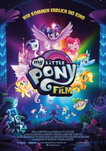 my little Pony Kinoplakat