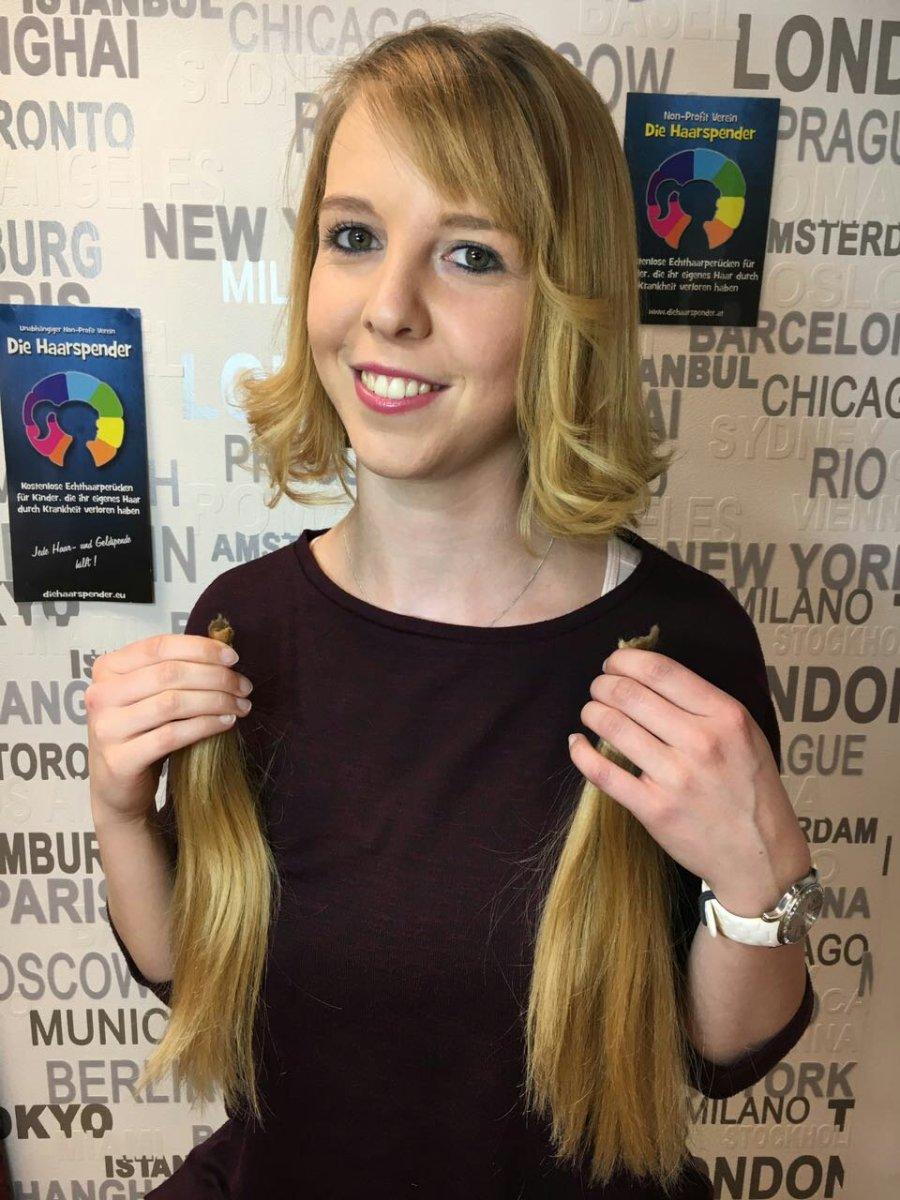 Haare Spenden Für Einen Guten Zweck Mamablog Mamamichi Twins