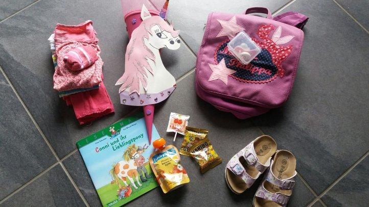 1. Kindergartentag