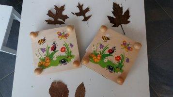 Blätterpressen
