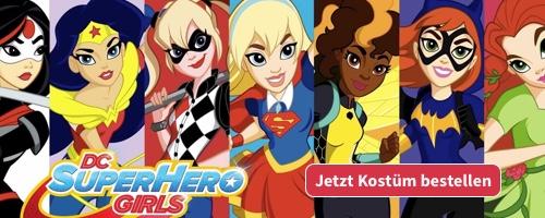 DC Super Hero Girla