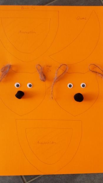 Fuchslaterne basteln