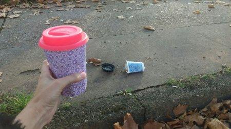 Mehrwegbecher für Kaffee