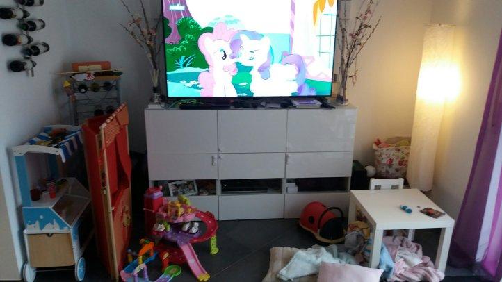 Kinderfernsehen my little Pony