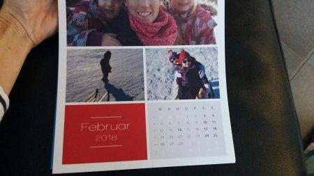 Smartphoto Foto-Kalender 2018