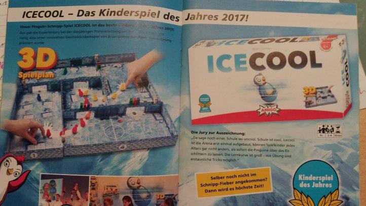 Ice Cool Amigo Spiele