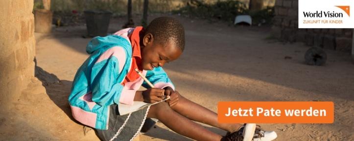 Kindern eine bessere Zukunft schenken mit World Vision