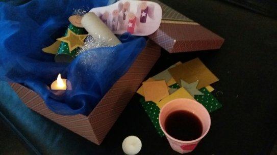 15 Weihnachten in der Kiste