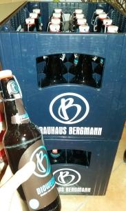 Brauerei Bergmann Bier
