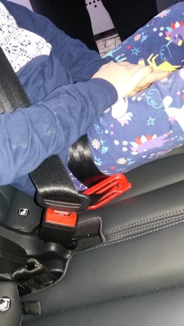Mifold Autositz für Kinder
