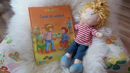 Conni ist wütend, das neue Buch