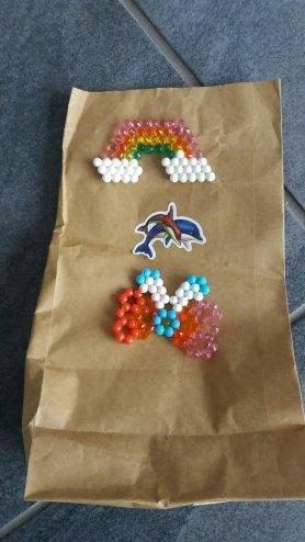Aquabeads Perlen mit Wasser ohne Bügeln