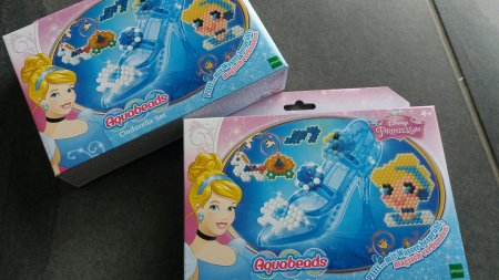 Cinderella Set Aquabeads