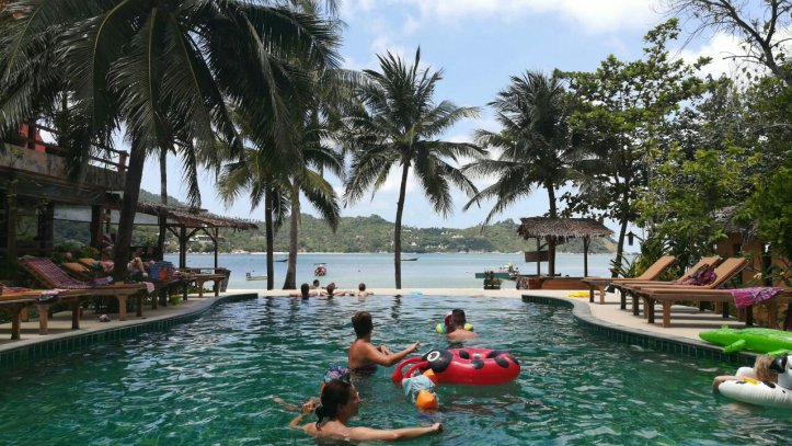 Longtail Beach Resort Koh Phangan
