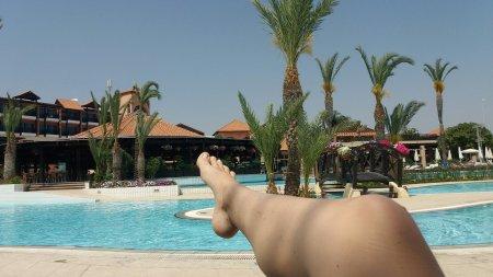 Solo im Urlaub