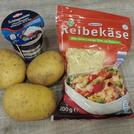 schnelles Essen mit 3 Zutaten für Kinder
