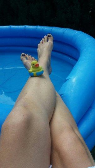 Badewanne für Erwachsene mit CoolStuff