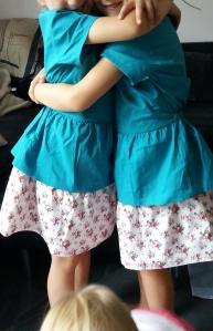 Mitwachsende Kleider