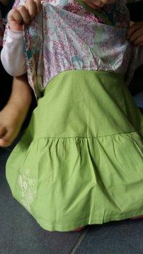 mitwachsende Kleider von Chleiderei.com