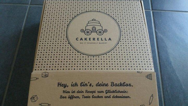 Cakerella Backbox