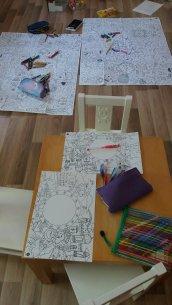 Tischdecken für Kinder