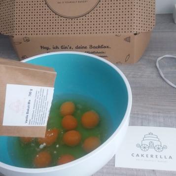 Backbox Cakerella