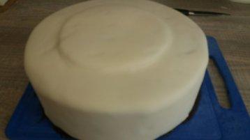 Torte zur Eimschulung 2018 mit Cakerella Backboxen