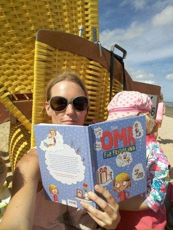 Eine Oma für Fridolina, Kinderbuch von Anna Lott