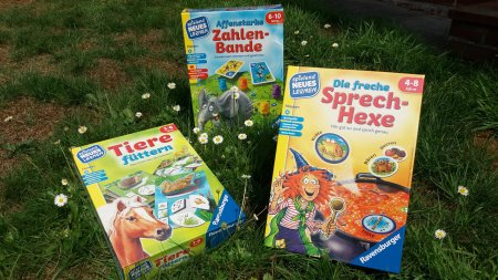 Ravensburger: Spielend Neues lernen