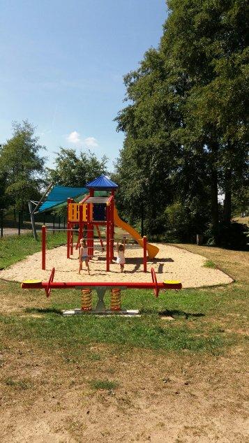 Naturerlebnisbad Schöllkrippen Spielplatz