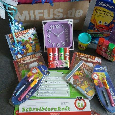 Schulbedarf von Mifus.de