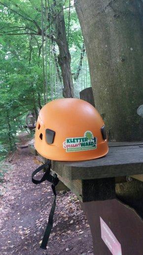 Kletterwald Spessart in Heigenbrücken