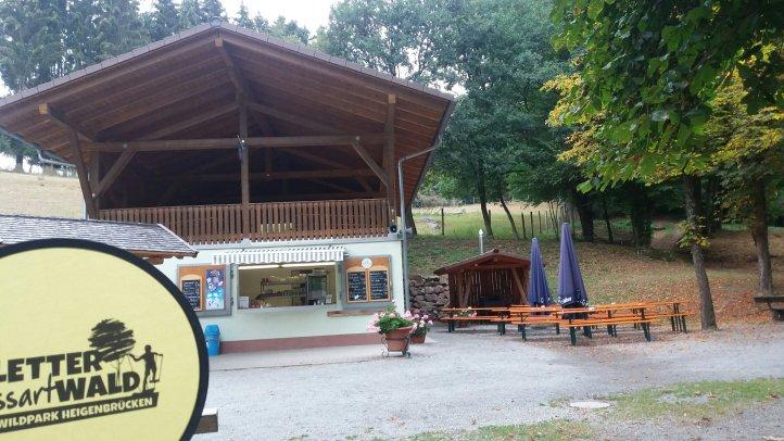 Wildpark Heigenbrücken Wirtshaus
