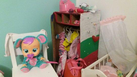Cry Baby LALA von IMC Toys