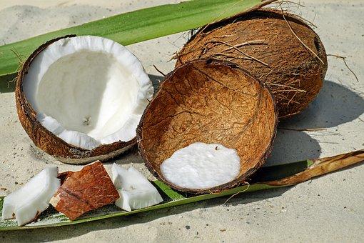 Marmelade mit Kokosmilch