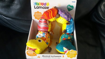 Musikwurm Lamaze