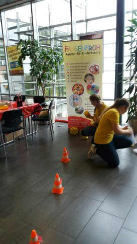 Aktionsecke im Kinderkino