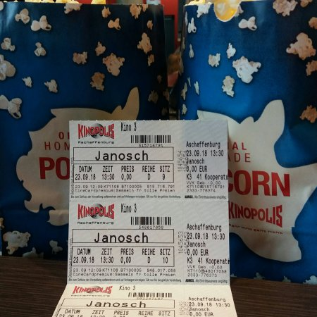 Kino für Kinder ab 3 Jahren