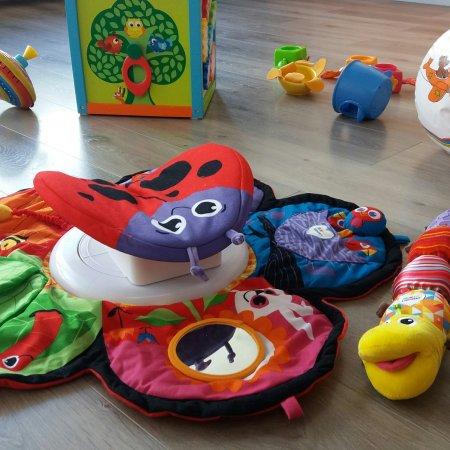 Babyspielzeug von Lamaze