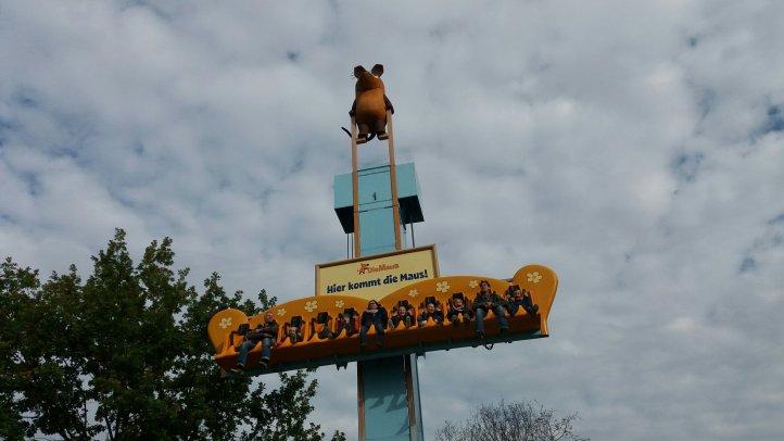 Ravensburger Spieleland Freifallturm