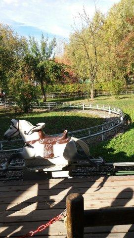 Ravensburger Spieleland Pferdereitbahn