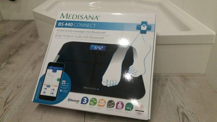 Waage von Medisana